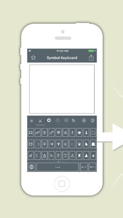 「特殊文字記号 - ユニコード文字入力」のスクリーンショット 1枚目