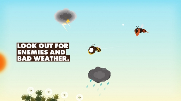 「Bee Leader」のスクリーンショット 2枚目