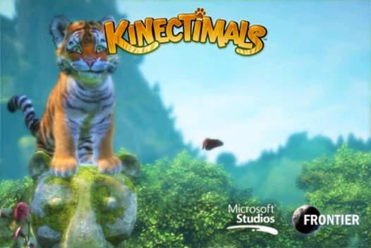 「Kinect アニマルズLite」のスクリーンショット 1枚目