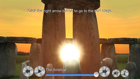 「Stonehenge Experience」のスクリーンショット 2枚目