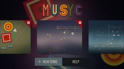 「Musyc」のスクリーンショット 1枚目