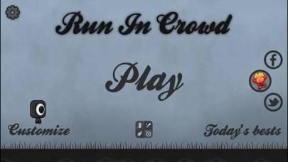 「Run In Crowd」のスクリーンショット 1枚目