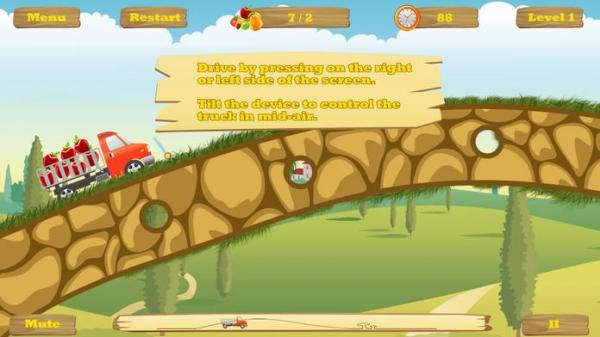 「HappyTruck: Explorer」のスクリーンショット 2枚目
