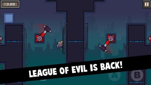 「League of Evil 2」のスクリーンショット 1枚目