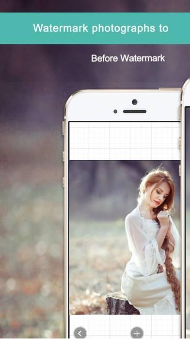「eZy 透かしの写真 Lite」のスクリーンショット 1枚目