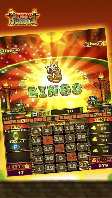 「ビンゴ・ジャングル Bingo Jungle!」のスクリーンショット 1枚目