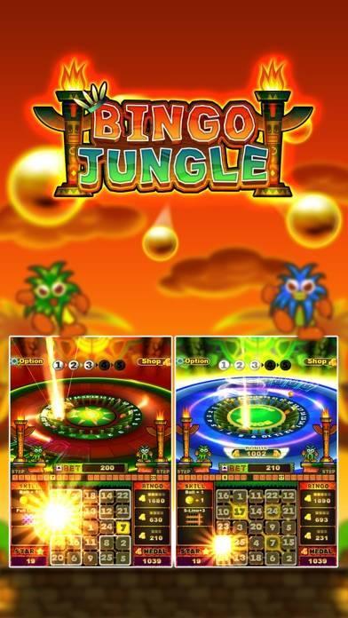 「ビンゴ・ジャングル Bingo Jungle!」のスクリーンショット 2枚目