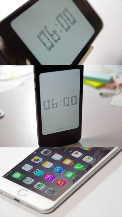 「機械仕掛けの時計アプリ」のスクリーンショット 1枚目