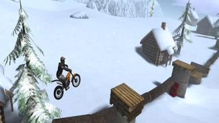 「Trial Xtreme 2 Winter Edition」のスクリーンショット 1枚目