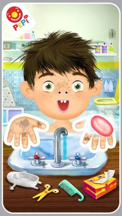 「Pepi Bath Lite」のスクリーンショット 1枚目