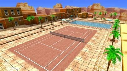 「ヒットテニス3 - Hit Tennis 3」のスクリーンショット 3枚目