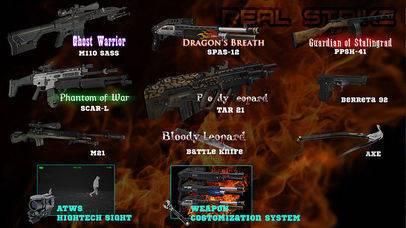 「Real Strike - The Original 3D AR FPS Gun App」のスクリーンショット 2枚目