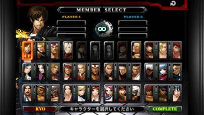 「THE KING OF FIGHTERS-i 2012」のスクリーンショット 1枚目