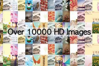 「Pop screen(カレンダー・スケジュール・メモを持って作る背景画像)」のスクリーンショット 3枚目