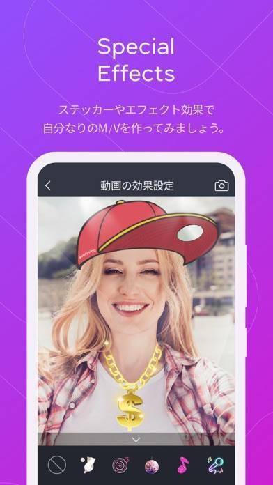「everysing - カラオケアプリ」のスクリーンショット 2枚目