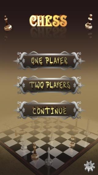「My Best Chess HD Free: マイ·ベスト·チェスHD無料:友達と対戦するか、コンピュータに対するあなたのスキルをテストします。子供と大人のための偉大な」のスクリーンショット 1枚目