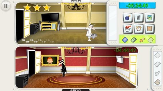 「Spy vs Spy」のスクリーンショット 1枚目