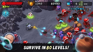 「Monster Shooter: The Lost Levels」のスクリーンショット 2枚目