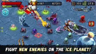 「Monster Shooter: The Lost Levels」のスクリーンショット 1枚目