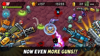 「Monster Shooter: The Lost Levels」のスクリーンショット 3枚目