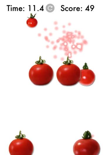 「速•ぷちっトマト」のスクリーンショット 3枚目