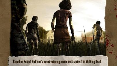 「Walking Dead: The Game」のスクリーンショット 1枚目