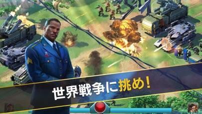 「World at Arms」のスクリーンショット 1枚目