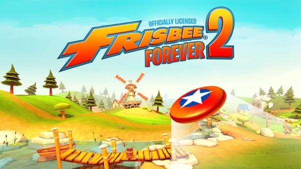 「Frisbee® Forever 2」のスクリーンショット 1枚目