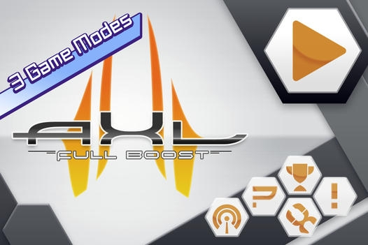 「AXL: Full Boost」のスクリーンショット 1枚目