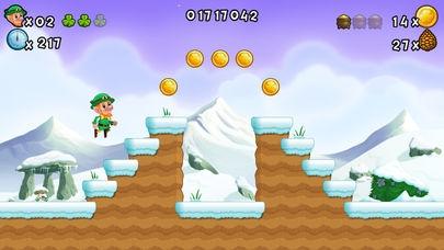 「Lep's World 2 Plus - スーパー最高のプラットフォーマーゲーム」のスクリーンショット 3枚目