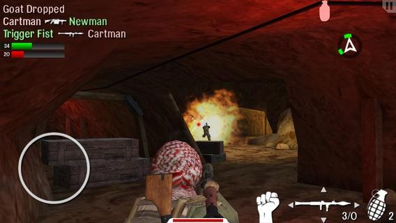 「Trigger Fist」のスクリーンショット 3枚目
