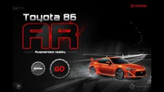 「Toyota 86 AR」のスクリーンショット 1枚目