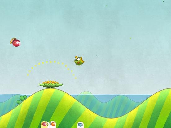 「Tiny Wings HD」のスクリーンショット 3枚目
