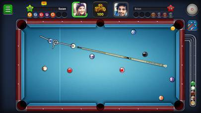「8 Ball Pool™」のスクリーンショット 1枚目