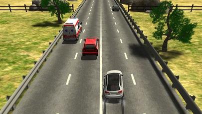 「Traffic Racer」のスクリーンショット 2枚目