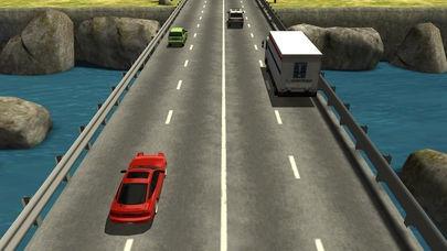「Traffic Racer」のスクリーンショット 1枚目