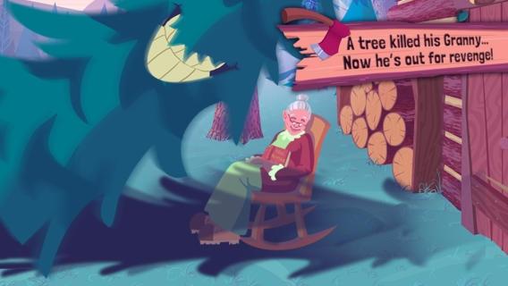 「Jack Lumber」のスクリーンショット 2枚目