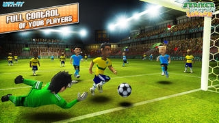 「Striker Soccer London: your goal is the gold」のスクリーンショット 2枚目
