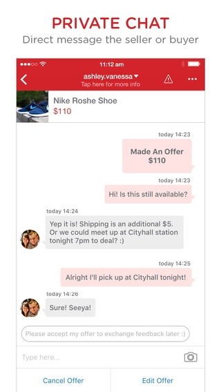 「Carousell - Snap to Sell, Chat to Buy」のスクリーンショット 2枚目