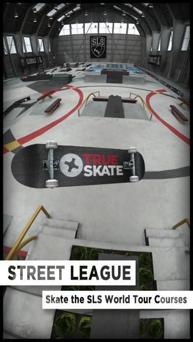 「True Skate」のスクリーンショット 3枚目