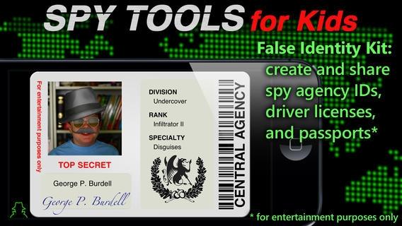 「Spy Tools for Kids」のスクリーンショット 3枚目