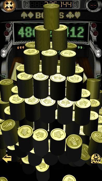 「コイン キングダム 3-スロット カジノ パチスロ パチンコ」のスクリーンショット 2枚目