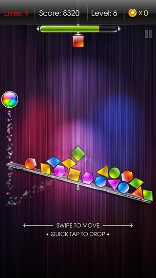 「Glass Balance Pro」のスクリーンショット 3枚目