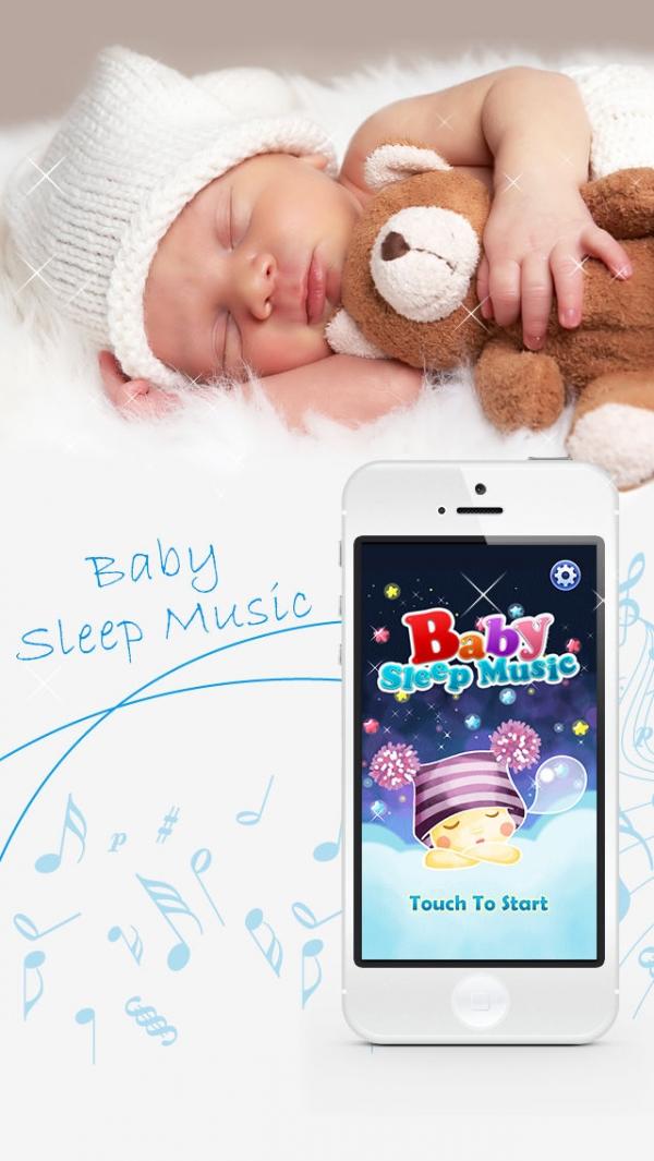 「クラシック 赤ちゃん 子守歌 HD ™ (100% iBabySitter)」のスクリーンショット 1枚目