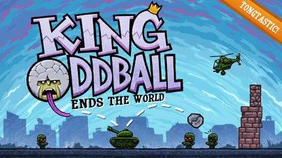 「King Oddball」のスクリーンショット 1枚目