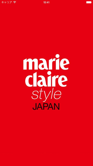 「marie claire style jp」のスクリーンショット 1枚目