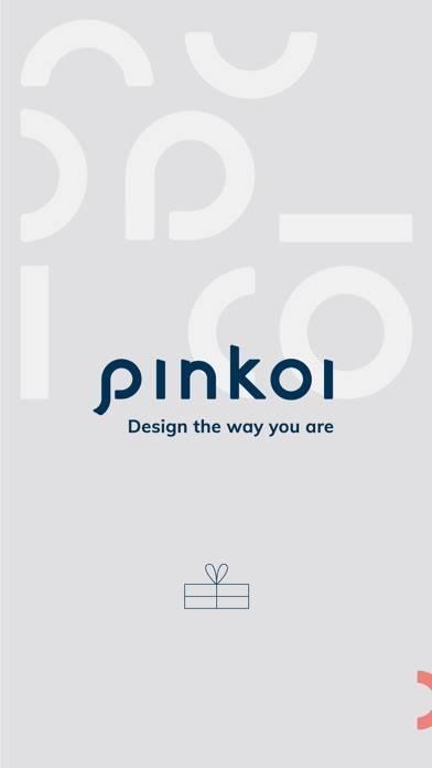 「Pinkoi(ピンコイ)」のスクリーンショット 1枚目