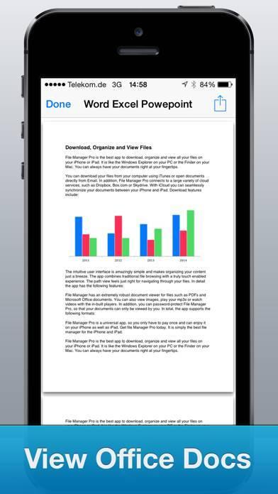 「File Manager Pro App」のスクリーンショット 2枚目
