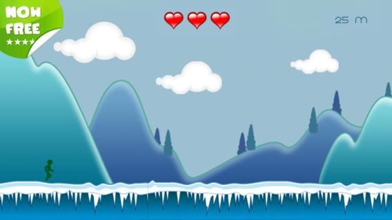 「Ice Age Run」のスクリーンショット 1枚目