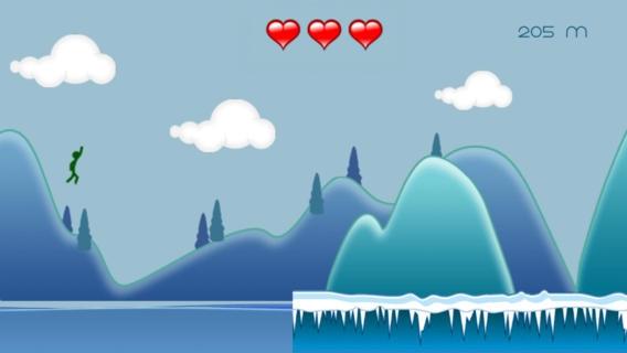 「Ice Age Run」のスクリーンショット 2枚目